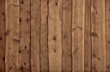 Wooden planks for background or texture stock vector