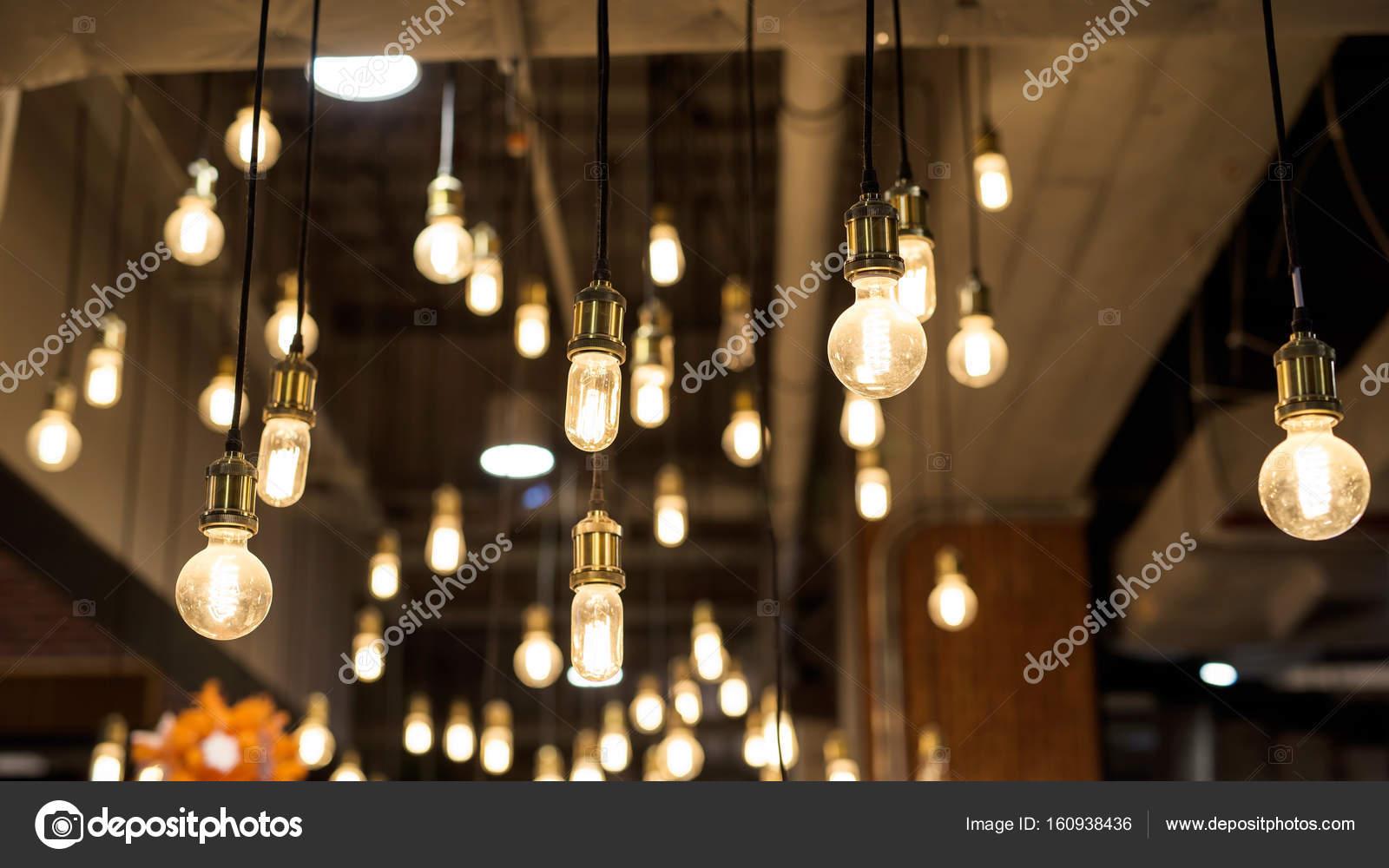 Lampen voor interieur decoratie u2014 stockfoto © blanscape #160938436