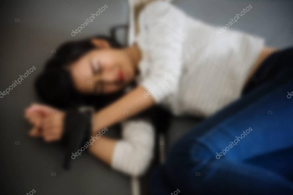 Θηλυκό post οργασμό βασανιστήρια