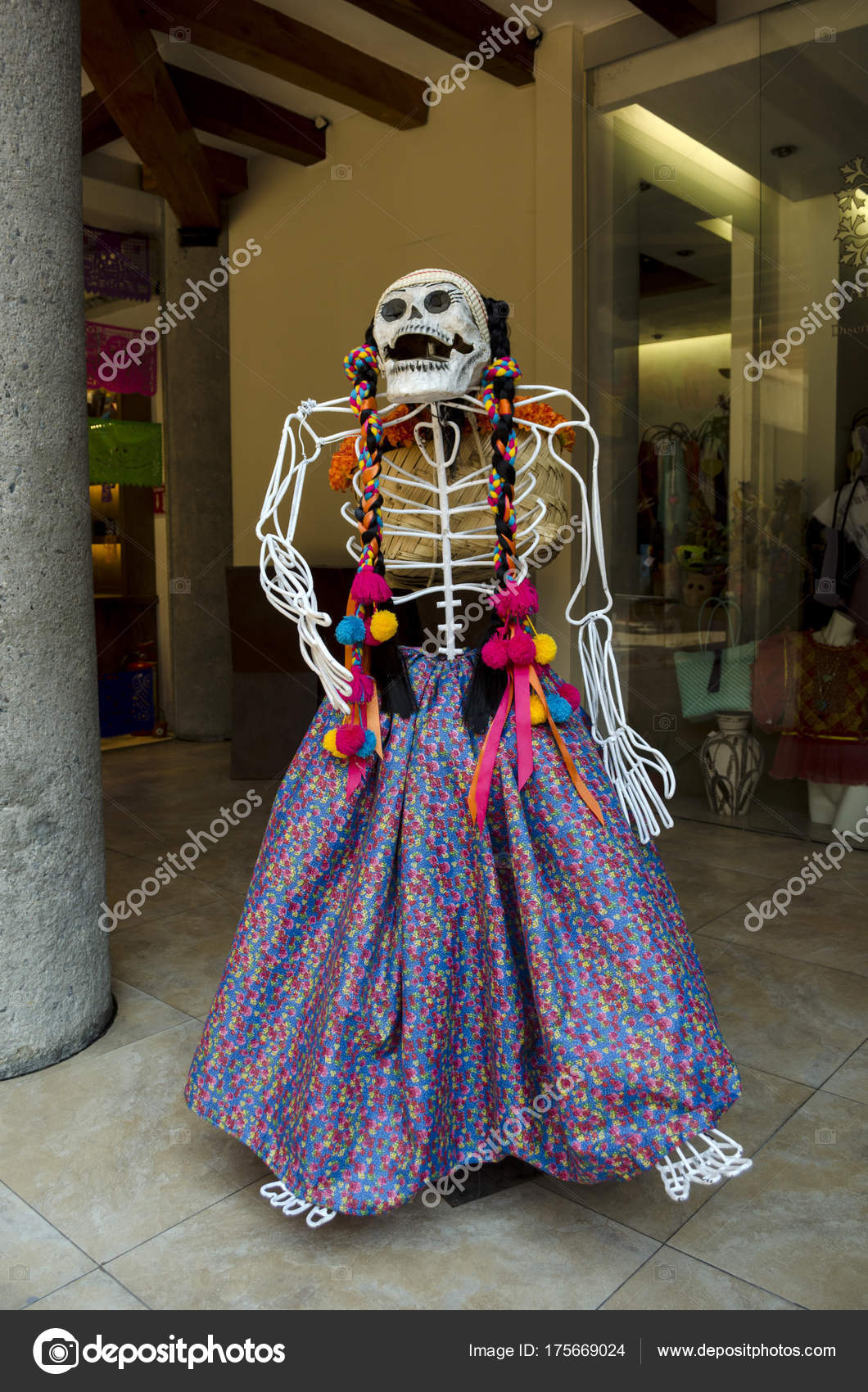 Fotos Calaveras Vestidas Oaxaca Oaxaca México Octubre