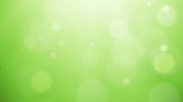 De koncentrált zöld háttér