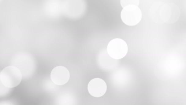 Abstraktní vánoční částice bokeh pozadí