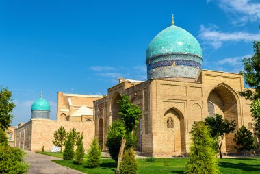 Hazrat Imam Ensemble in Tashkent, Uzbekistan