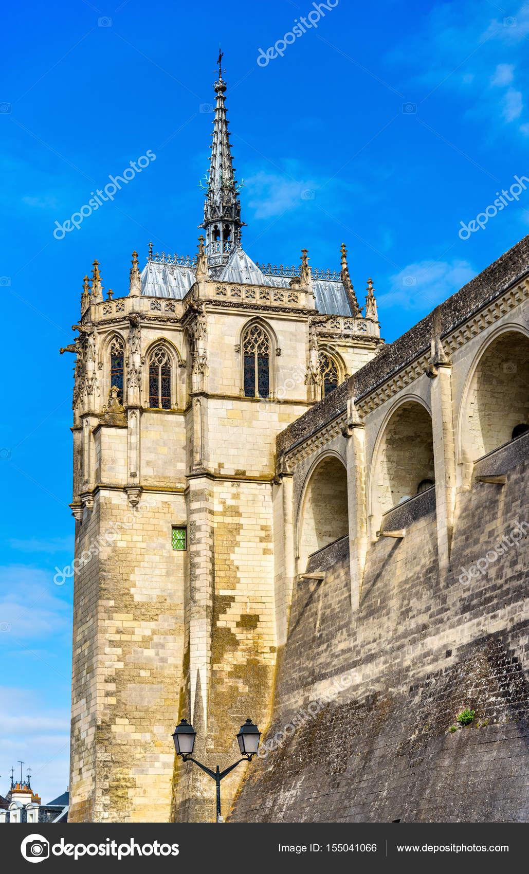 Di Presso Castello Il AmboiseNella Hubert Saint Valle Cappella SULqzpGjMV
