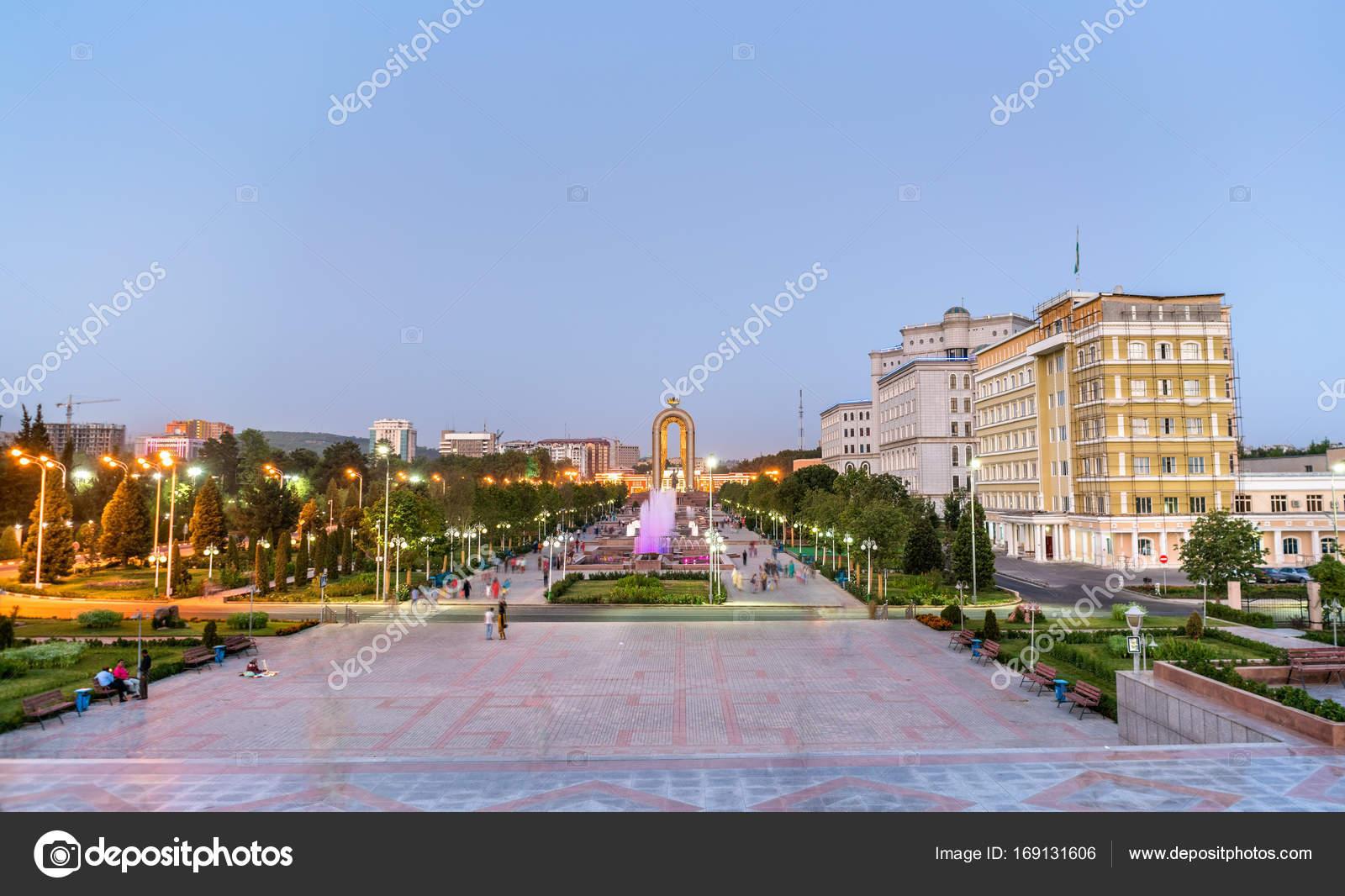 Hauptstadt Tadschikistan
