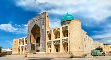 Mir-i Arab Madrasa at the Poi Kalyan complex in Bukhara, Uzbekistan