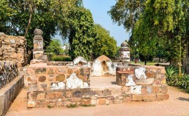 Tomb of Iltutmish at Qutb Complex in Delhi, India