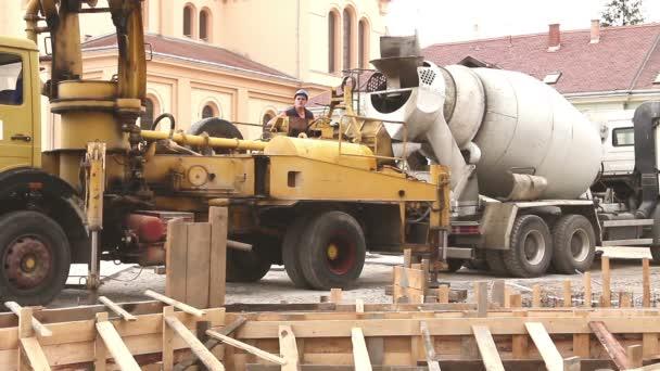 Čerpadlo na beton je čerpání z ák k nadaci