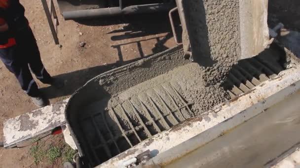 Бетон видио добавить в цементный раствор гипс