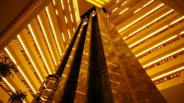 elevator shopping center gold