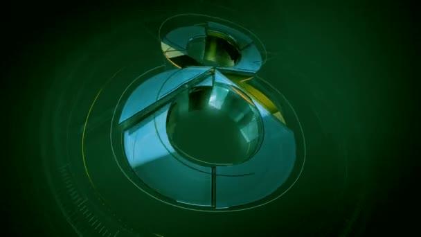 zahájení odpočítávání časovače zelené