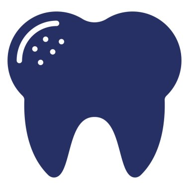 Dental Isolated Vector Icon that can be easily modified or edit