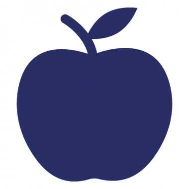 Apple Isolated Vector icon which can be easily modified or edit