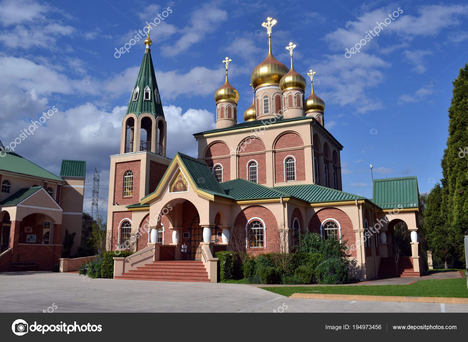 Russian Orthodox Church Melbourne Australia Interesting