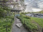 Dámy pavilon v Central parku