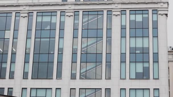 kancelářská budova architektura geometry.construction textura schodiště okna.