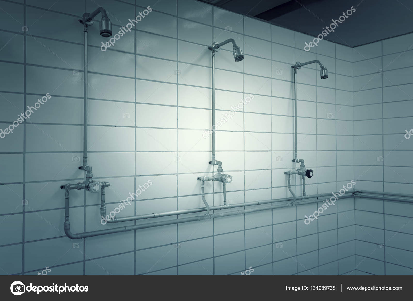 Siłownia prysznic wideo