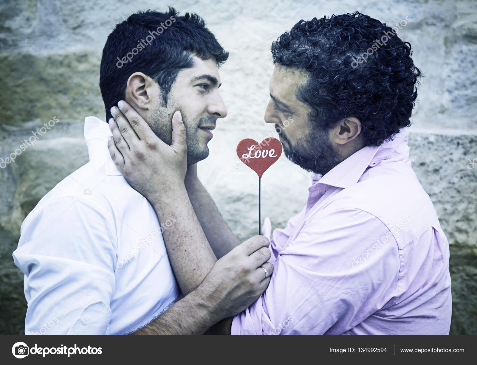 Любовь гомосексуалиста