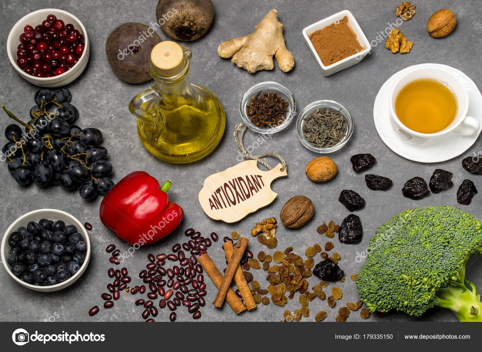 natuurlijke antioxidanten