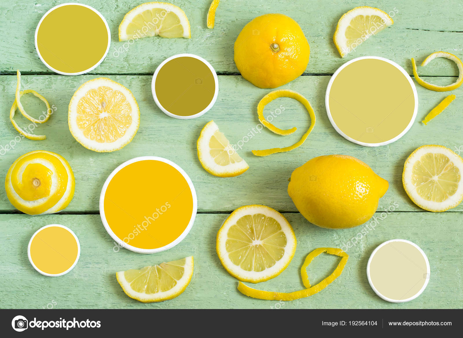 Pictures Of Lemons To Color