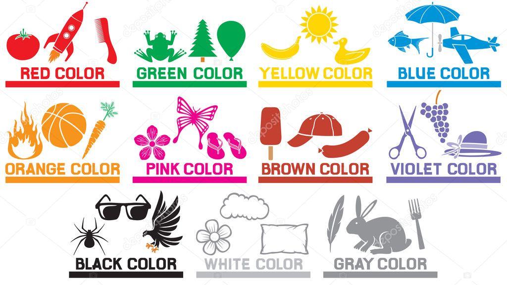 Simbolo niño para facebook | aprender los colores para símbolos de ...