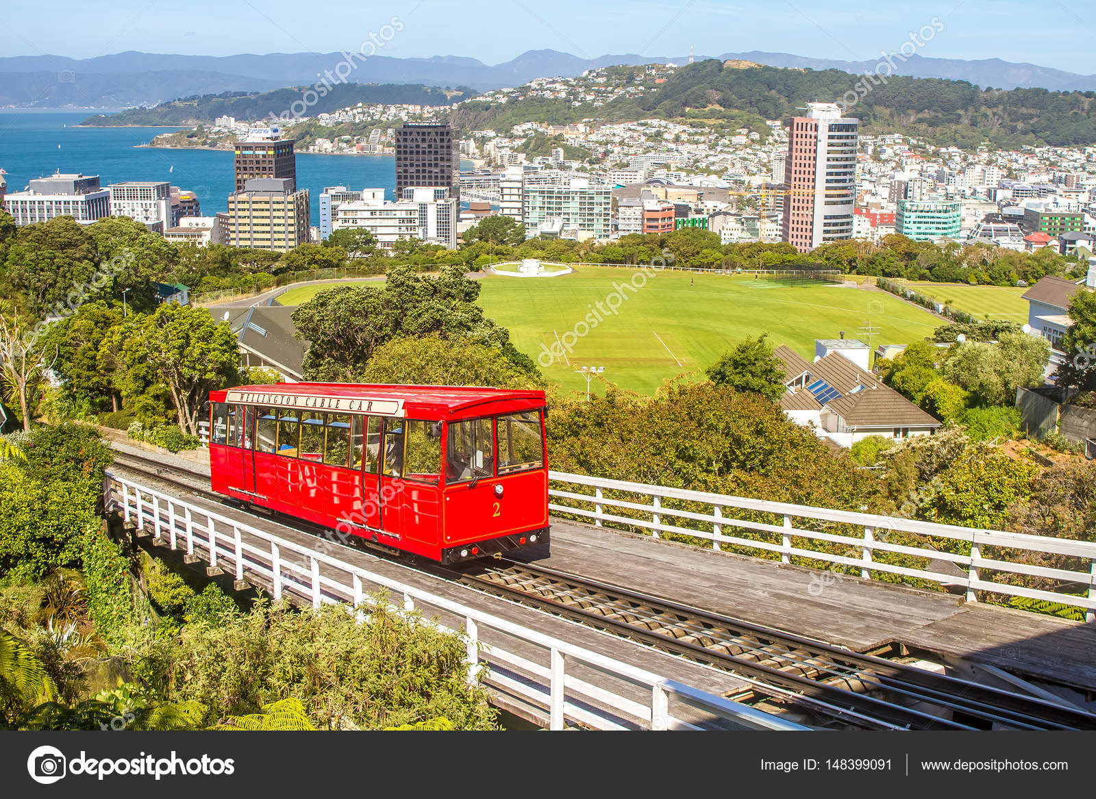 Wellington Cable Car: Stock Photo © Volare2004 #148399091