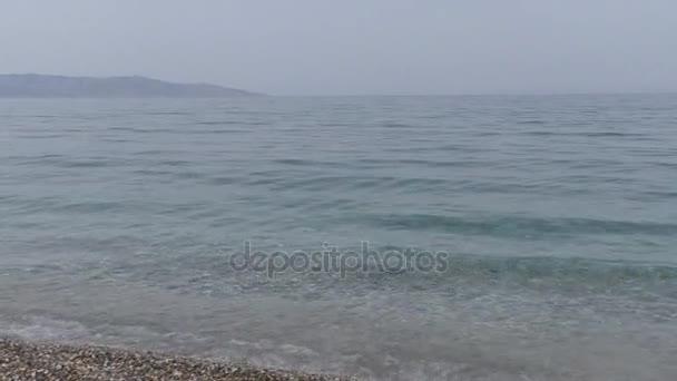 Nádherný výhled na čisté moře a pláže v přírodní rezervaci cestování