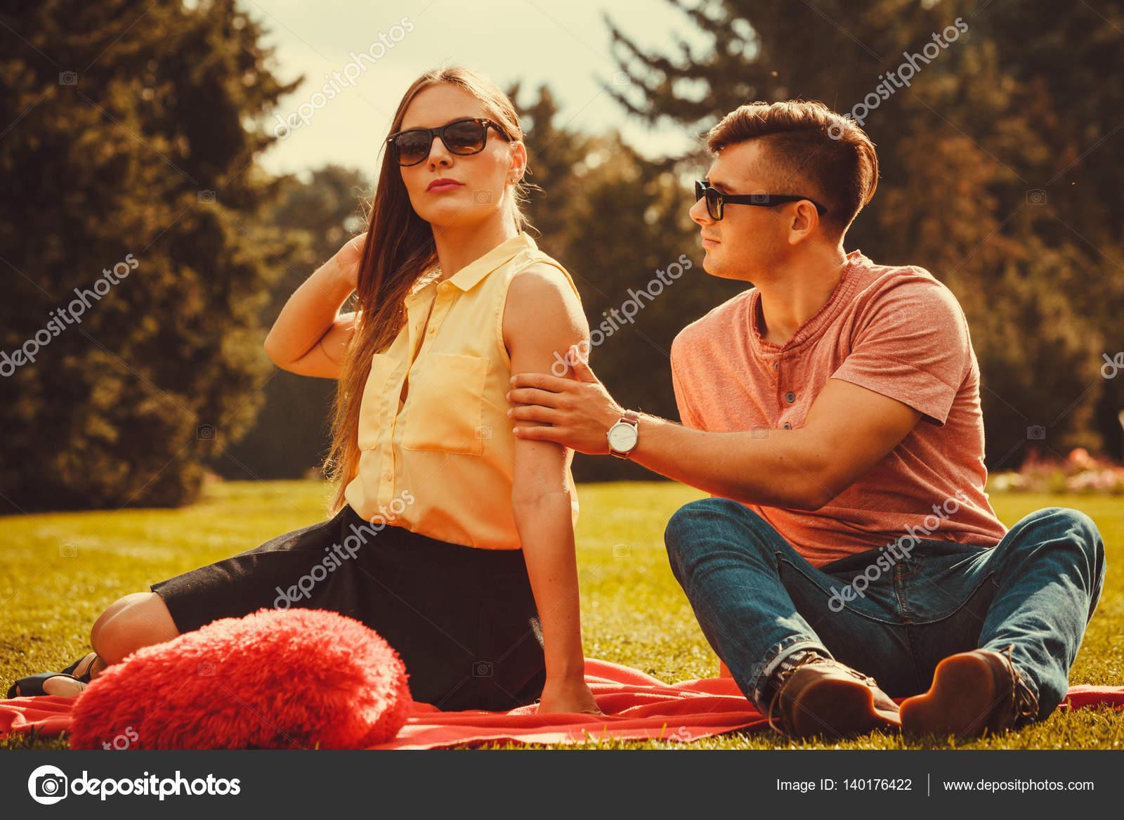 Dating en avvisande flicka