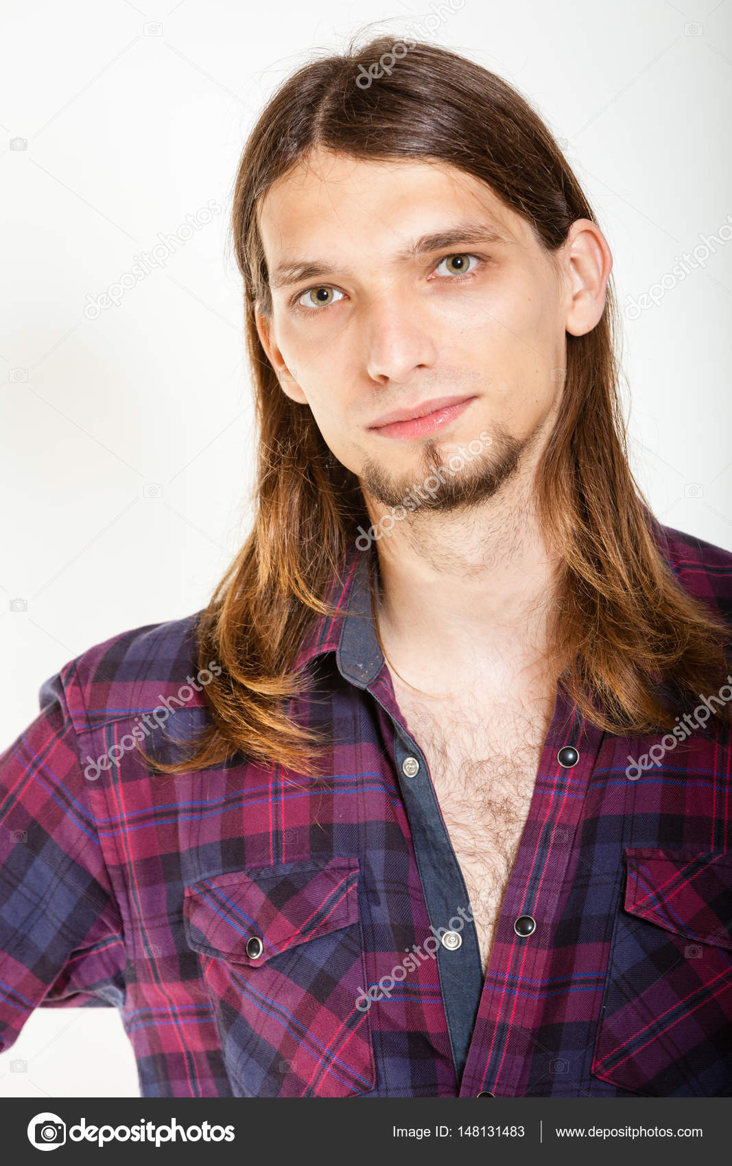 Молодые парни с длинными волосами, милф матуре в порно