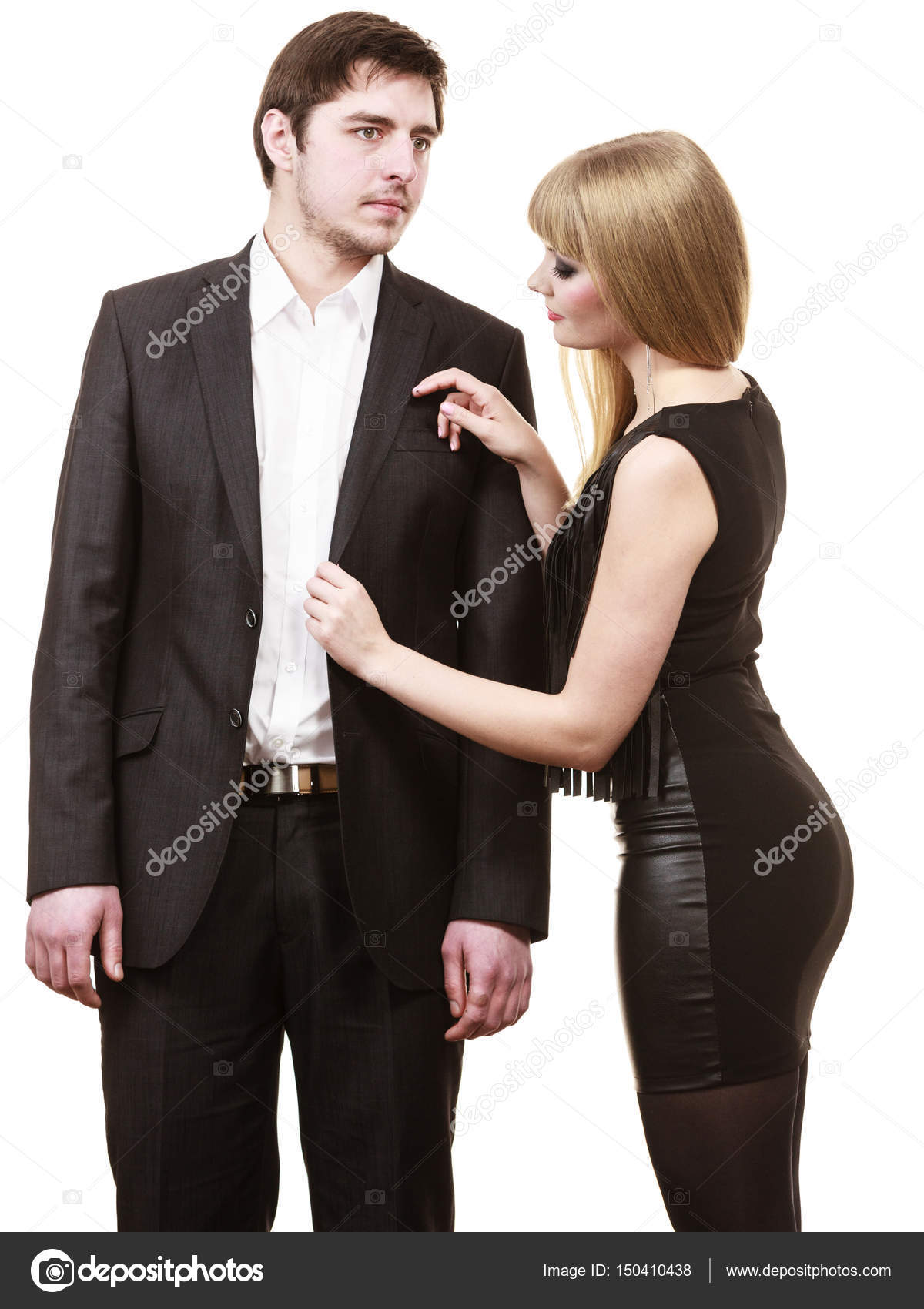 Imágenes Ropa Elegante Para Hombres Mujer A Hombre De
