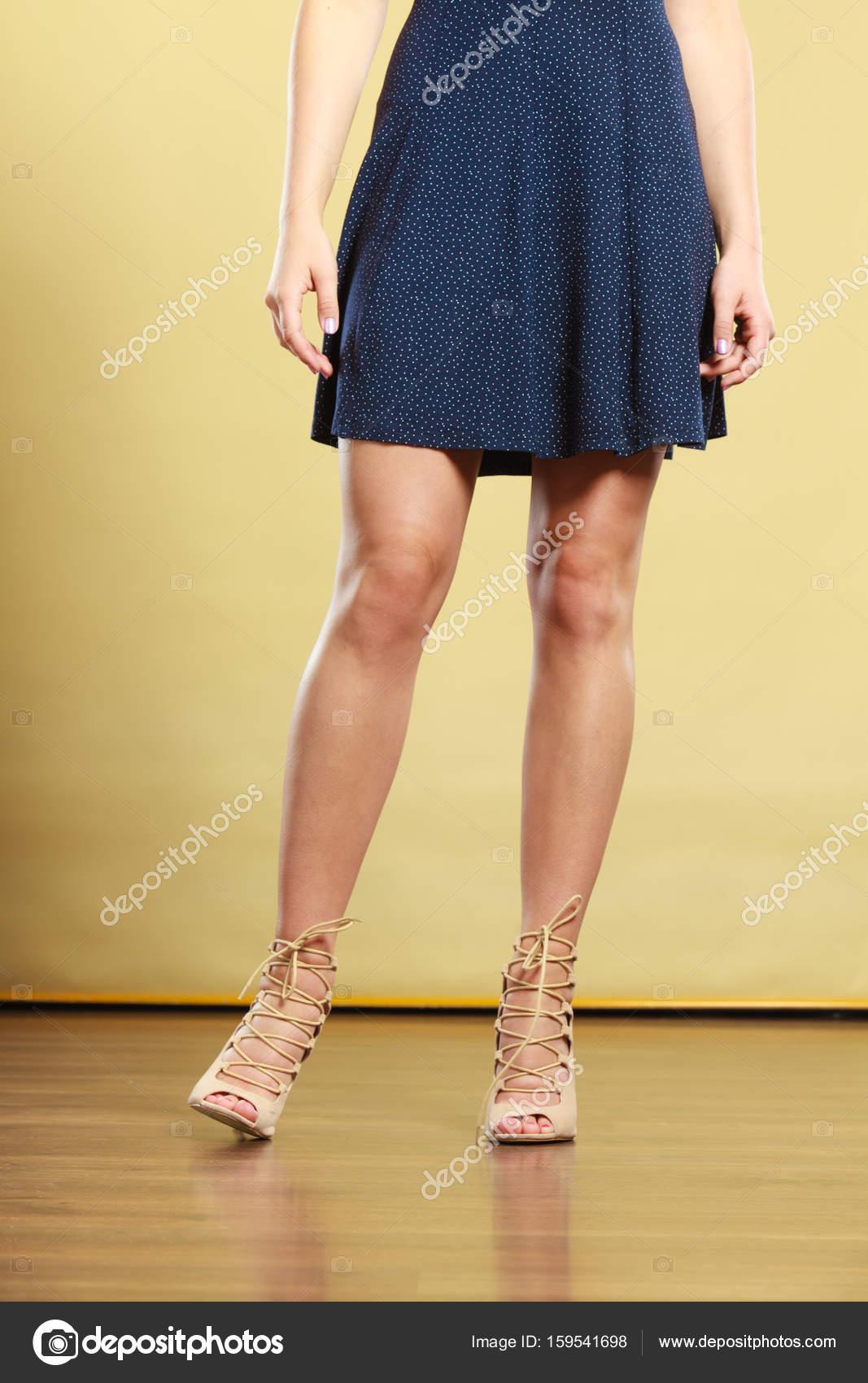 Zapatos para vestido azul oscuro