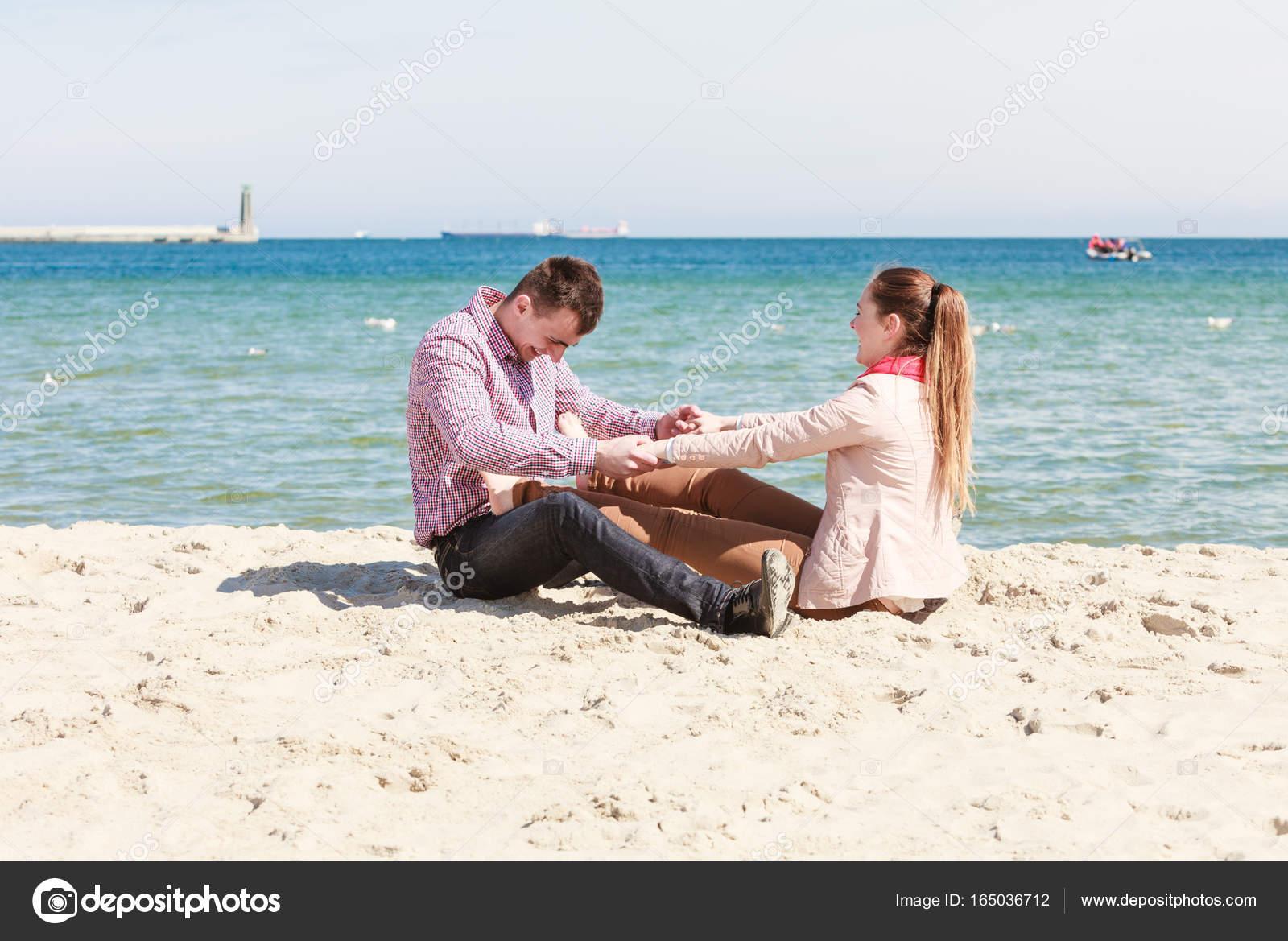 date am strand