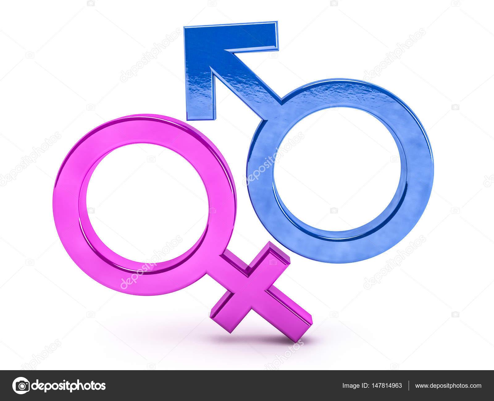 Simbolos De Mujer Y Hombre