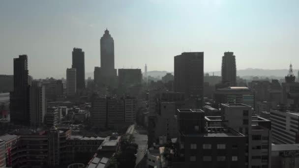 Luftaufnahme der Stadt Taipeh, Taiwan