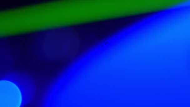 Nightclub táncoló fény defocused bokeh
