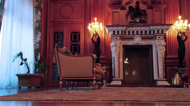 Luxus szobabelső