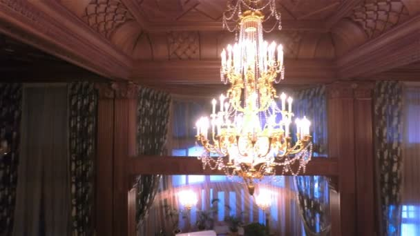 Luxury Crystals Chandelier.
