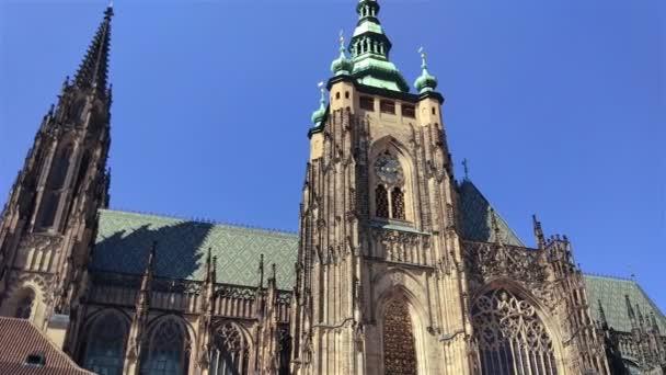 St. Vitus Cathedral římskokatolická katedrála v Praha, Česká republika