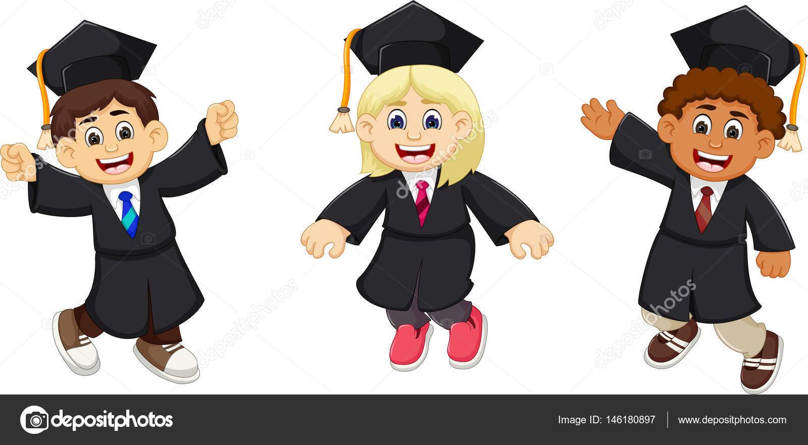 Imagenes De Graduados Chistoso De Dibujos Animados