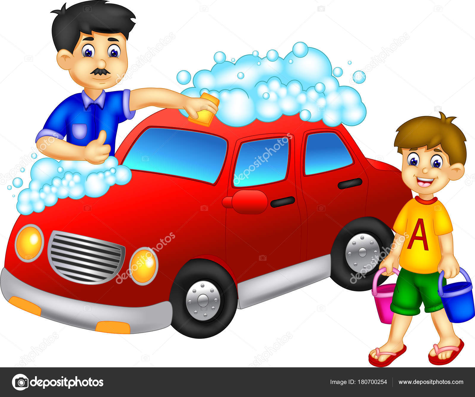 Dad and child clipart 2 | Nice clip art