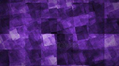 Blokkok optikai csalódás - lila