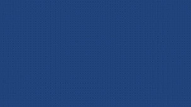 Dots Background - Blue