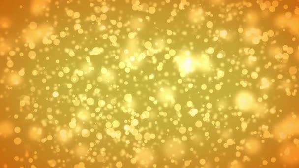 Abstraktní Glitter pozadí - žlutá