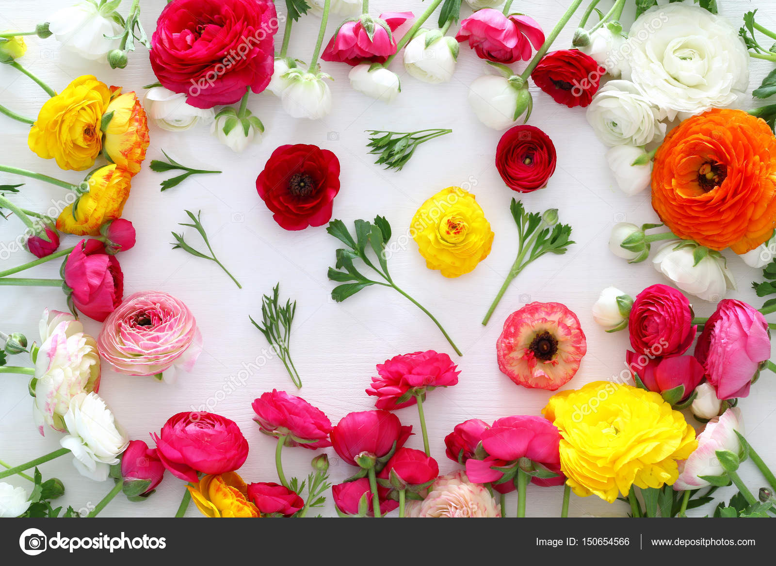 Top view of beautiful flowers arrangement stock photo tomert top view of beautiful flowers arrangement stock photo izmirmasajfo