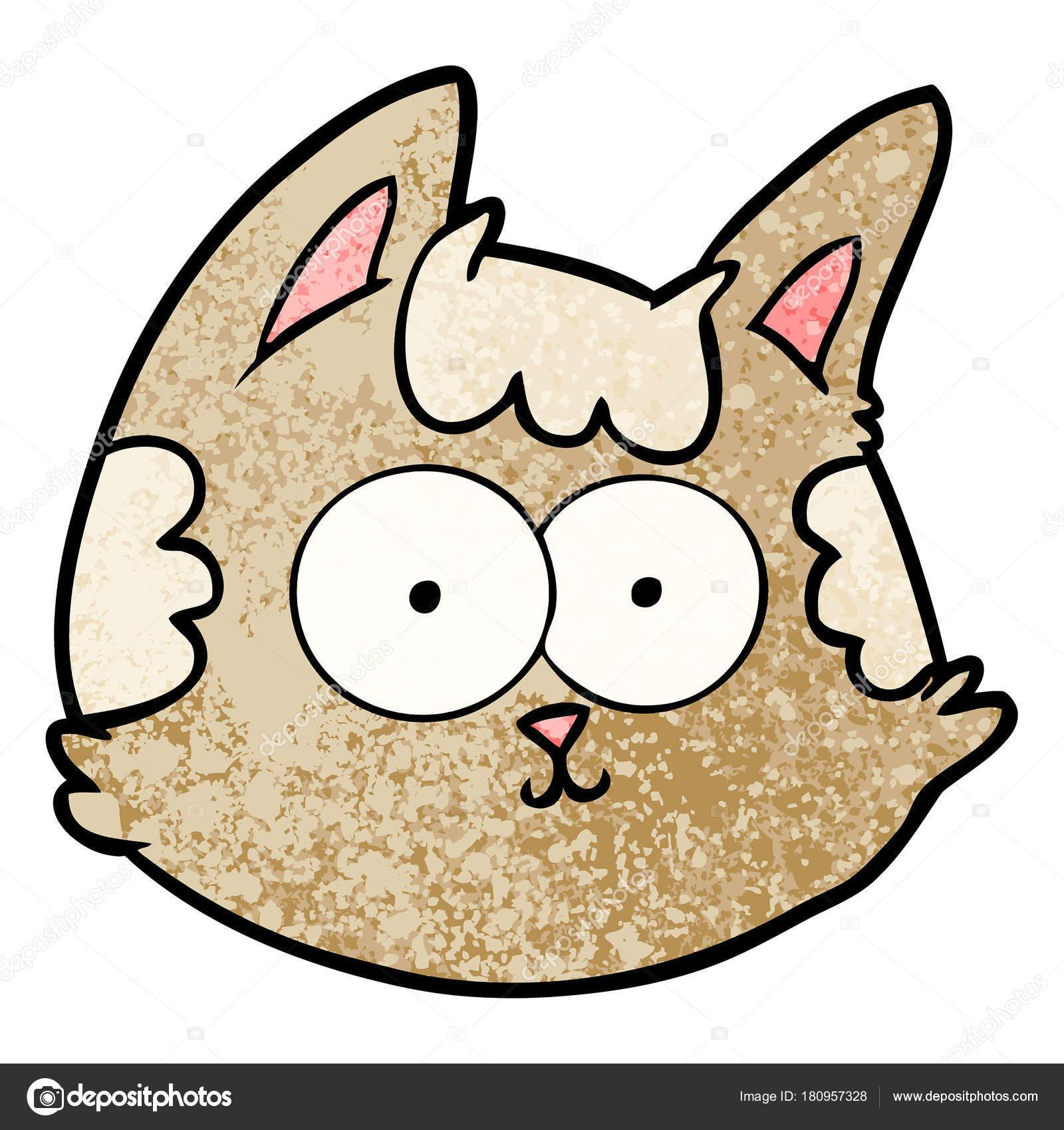 Imágenes Caricaturas De Gatos Tiernos Vector Ilustración Dibujos