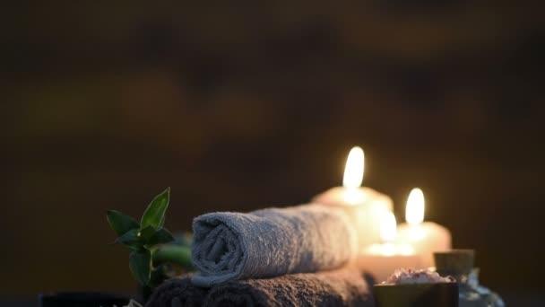 Krásy lázeňské léčby se svíčkami