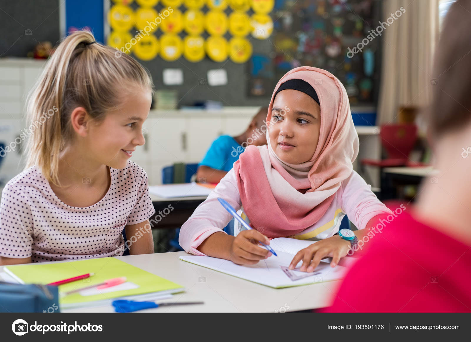 collegare con compagno di classe