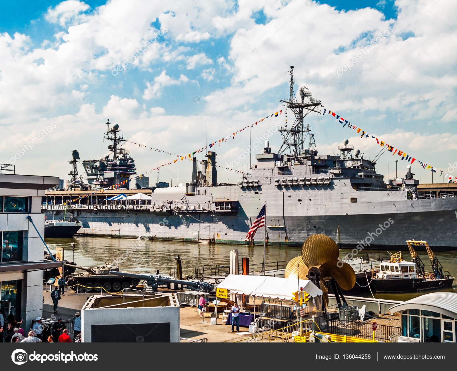 USS John F Kennedy Cv67 Stock Editorial Foto © Andykazie