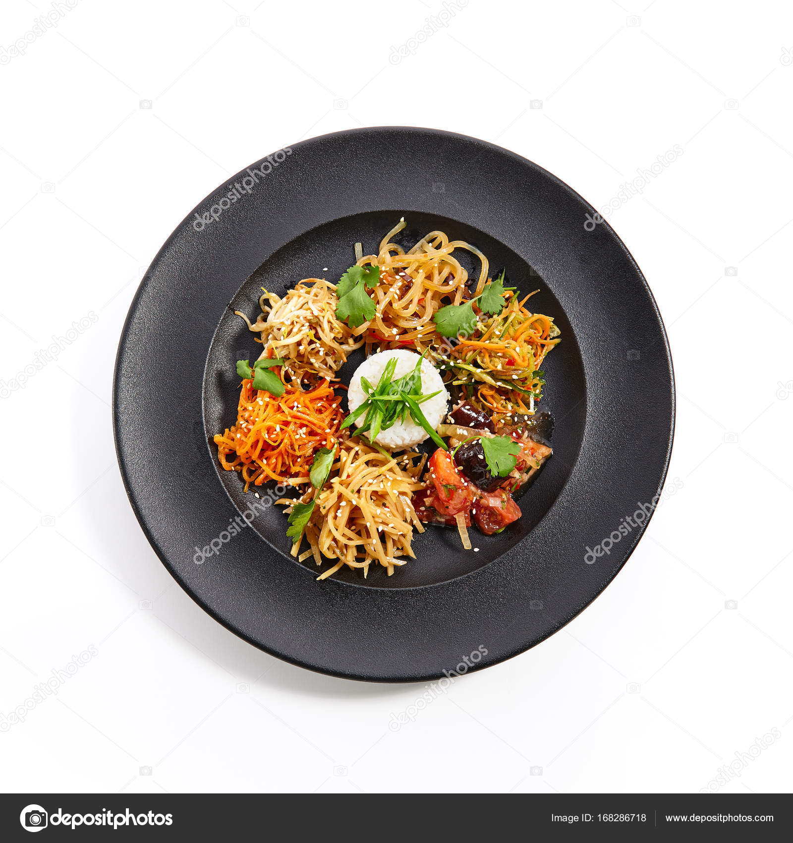 For pan asian style have thought