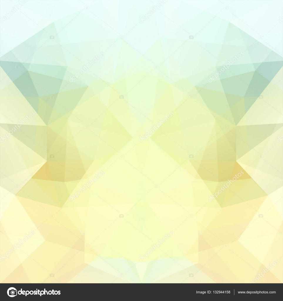 Book Cover Background Color ~ Polygonal vector background can be used in cover design